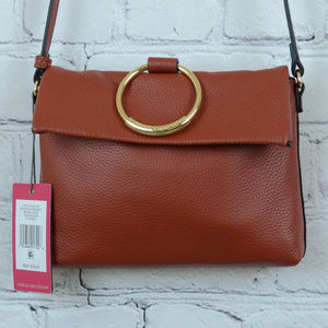 NWT VINCE CAMUTO Ruthi Leather Crossbody